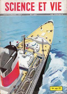 SCIENCE ET VIE - N. 420 Settembre 1952