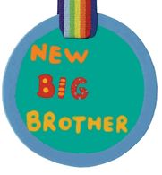 New Big Brother Child's Medal - Tatutina site - this is the medal I gave to J when littles were born.  They now have a bunch of cute kids medals :)
