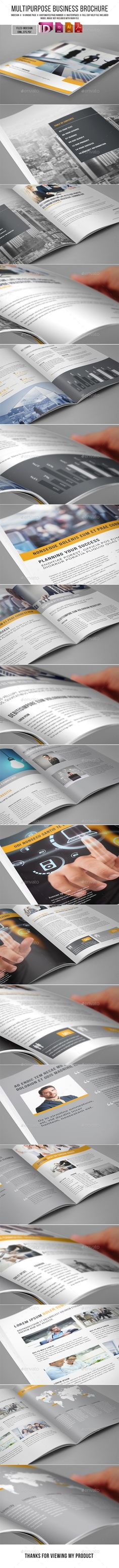 Brochure Brochure Layout, Corporate Brochure, Business Brochure, Corporate Business, Indesign Brochure Templates, Catalogue Layout, File Image, Information Graphics, Letter Logo