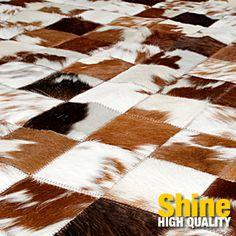 Cow Hide Rug Carpet