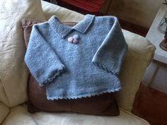 Pour une petite princesse(modèle et laine Phildar)
