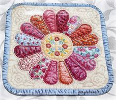 CHERISHED TRADITIONS Quilt Plate STARBURST #7 Seventh Mary Ann Lasher