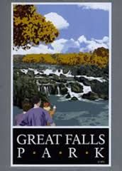 Park hours are 7 a.m. until dark, every day. The three falls overlooks are located within a five to ten minute walk from the visitor center and parking lots. Trail maps are available at the visitor center and entrance station.