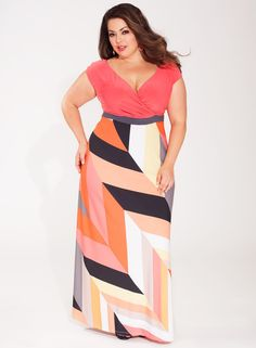 Charlotte Dress in Coral
