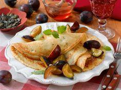 Pfannkuchen mit Pflaumen und Honig? Probieren Sie diese steirische Spezialität unbedingt aus, denn sie ist köstlich.