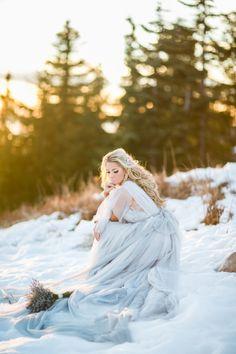 Whimsy And Romantic Cinderella Bridal Shoot