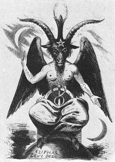 바포메트는 악마인가?