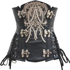 Searching for a quality underbust corset? Find top of the line underbust corsets from Corset Deal here! Steampunk Corset, Steampunk Clothing, Steampunk Fashion, Gothic Fashion, Look Fashion, Womens Fashion, Fashion Design, Sandro, Plus Size Corset