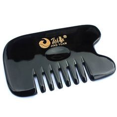 Natural Black Buffalo Horn massage treatment comb ** This is an Amazon Affiliate link. Read more reviews of the product by visiting the link on the image.