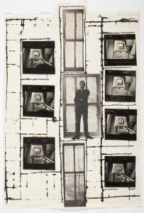 William S. Burroughs, 'Taking Shots' exposition at The Photographers' Gallery, London, UK
