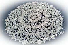 Crochet Tablecloth, Crochet Doilies, Crochet Hats, Thanksgiving Wishes, Crochet World, Pineapple, Mandala, Bloom, Towels