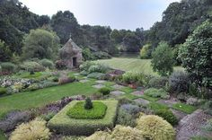 Les jardins de Kerdalo Bretagne France