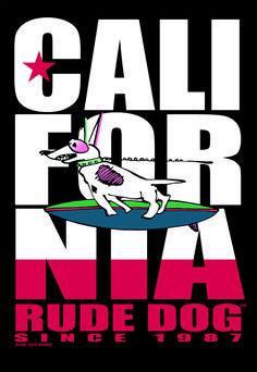 CALIFORNIA Rude Dog since 1967 Spade Tattoo, Dog Pounds, Dog Branding, Faith, California, Dogs, Pet Dogs, Doggies, Loyalty