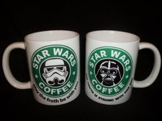 Amazon.com: Star Wars Coffee Mug: Kitchen & Dining