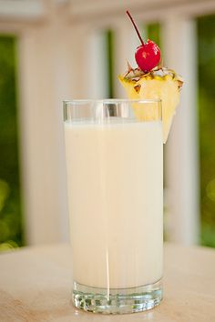 Pina Colada Coconut Milk Smoothie Recipe
