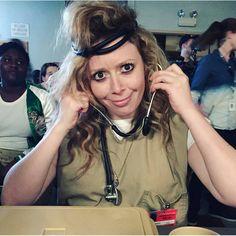 Natasha Lyonne is a gem Taylor Schilling, Orange Is The New Black, Netflix, Oitnb Nicky, Nicky Nichols, Alex And Piper, Natasha Lyonne, Film Serie, Mean Girls