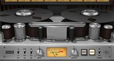 Inject the warm color and punchy low-end response of large format analog tape to your tracks with the Oxide Tape Recorder Plug-In. Virtual Studio, Magnetic Tape, Audio, Studio Gear, Tape Recorder, Plugs, Music Production, Software, Check
