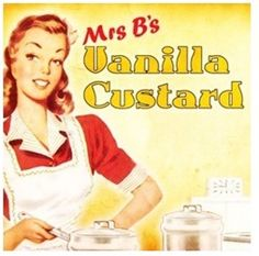 Revue et Test Mrs B's Vanilla Custard Ecigwizard