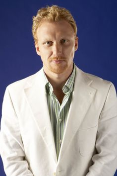 Kevin McKidd, you are sooo hot. That is all :)
