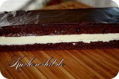 Milchschnittenkuchen Rezept, ein ausgefallener Kuchen, welcher der orginalen…