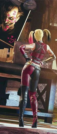 Harley Quinn <3