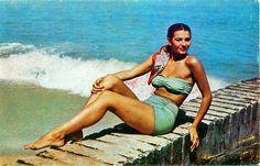pool swimwear classic vintage - Google Search