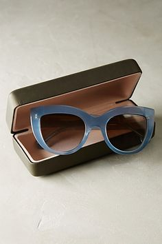 4e980aad67 Anthropologie EU Ett Twa Archetype Sunglasses Funky Glasses