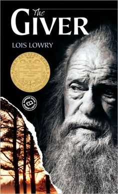 The Giver  Had to read this in 8th grade and I still remember it today...going to read it again soon!