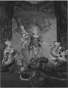 Scene from the Tempest