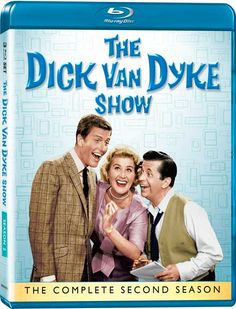 The Dick Van Dyke Show - Blu-ray Disc Date Set for an Individual Release of 'The Complete 2nd Season'