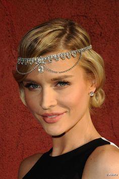 #Inspiredby : Joanna Krupa Head Jewelry #springtrend
