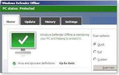 Windows Defender è un ottimo antivirus per Windows 10, leggero, facile e sicuro.