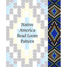 This bracelet pattern is for loom beading, using 20 mm seed beads. You will work with 5 colors, 11 Colums and 77 Rows.  The estimated bracelet length is 17.5 cm or 6.9 and width of 1.8 cm or 0.71  PATTERN Here I made the Native America Style pattern with blue and bronze accents. This pattern is very easy to follow, but the result looks outstanding. YOUR RECEIVE You will receive one downloadable PDF file contains a big picture of the pattern, a pattern picture with numbered rows and colums…