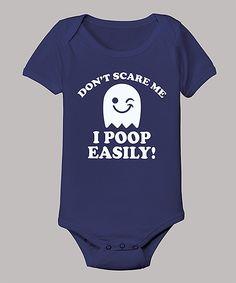 'I Poop Easily' Bodysuit - lol
