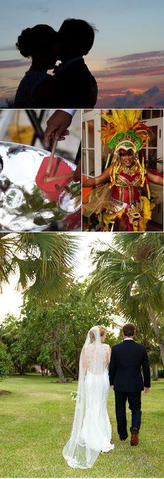 Caribbean distinction  wedding