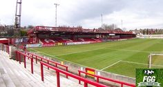 Wham Stadium | Accrington Stanley FC | Football Ground Guide