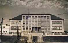 Vokiečių karinio laivyno mokykla Klaipėdoje (dabar Dariaus ir Girėno g.), apie 1940 -1944 m.