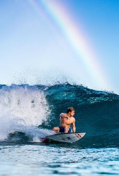 Kolohe Andino on the North Shore  Photo: Trevor Moran