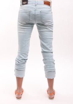 €119.95 Supertrash skinny jeans spijkerbroeken bij Herman Den Haag Capri Pants, Product Description, Seasons, Skinny, Dresses, Fashion, Fashion Styles, The Hague, Vestidos
