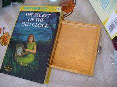Nancy Drew Secret Compartment Safe Book