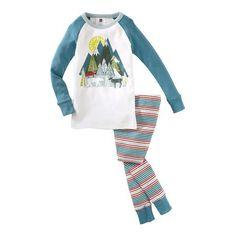 Winter Mountain Pajamas