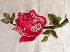 Jacobean motif by Vera Greenwood