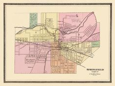 Springfield, Ohio, 1872