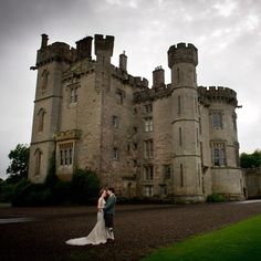 Looking for your very own castle? Full of history and with a family home feel, Duns Castle in the Scottish Borders is one of our favourite wedding venues. Photo: @elementalphotog