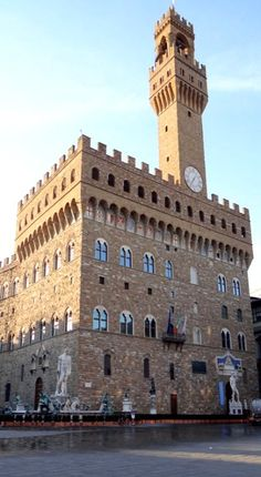 Palazzo Vecchio ♦ Florence, Italy (by divail)