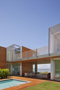 Gallery of The Bay House / Roger Ferris + Partners - 10