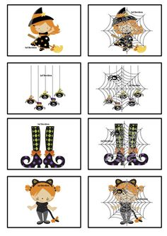 Verstop memory 2 Juf Berdien thema Halloween Griezelen volledige spel Facebookgroep: 'Juf Berdien' Theme Halloween, Halloween Games, Diy Halloween Costumes, Halloween Kids, Halloween Crafts, Halloween Decorations, Costume Ideas, Halloween Craft Activities, Autumn Activities