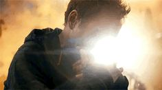 "Tony Stark in ""Infinity War"""