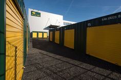 Gmuer Self Storage Units