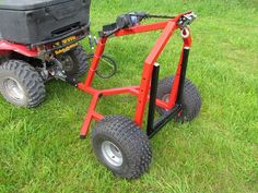 Looking for high quality ATV and UTV accessories? Welding Projects, Wood Projects, Quad, Utv Accessories, Atv Attachments, Bandsaw Mill, Appropriate Technology, Atv Trailers, Chainsaw Mill